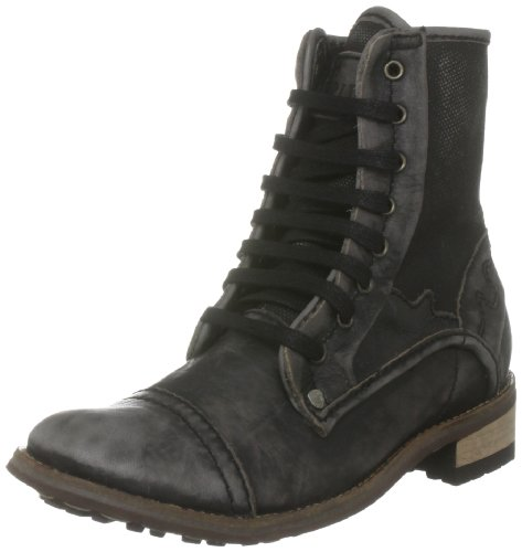 Feud Britannia Women's Cision 2 Black Ankle Boot 202345141 4 UK