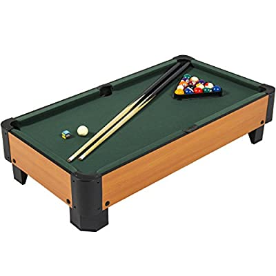 "Best Choice Products Sport 40"" Pool Table Game Set"