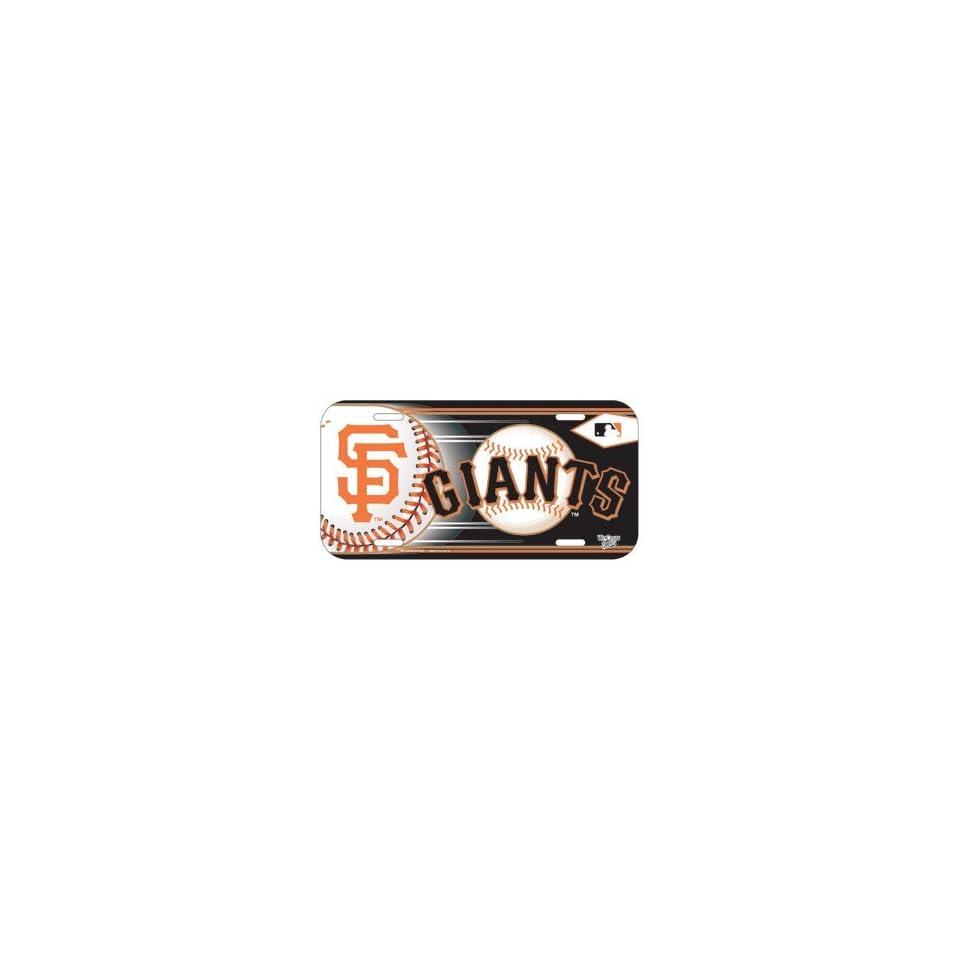 San Francisco Giants License Plate *SALE*