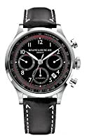 Baume & Mercier Men's 10001 Capeland Chronograph Black Chronograph Dial Watch by Baume & Mercier