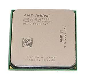 AMD-Processeur cpu ADH445BIAA5DO Athlon 64 X2 4450b 2.3ghz Dual Core Socket AM2 ordinateur Processeur