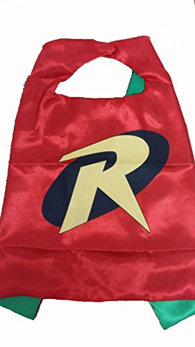 KeepworthSourcing Double Side 55*70CM Superhero capes for Kids Party Children Gifts Robin