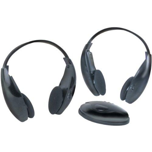 Brand New Boss Audio Wireless Headphones With Ir Transmitter