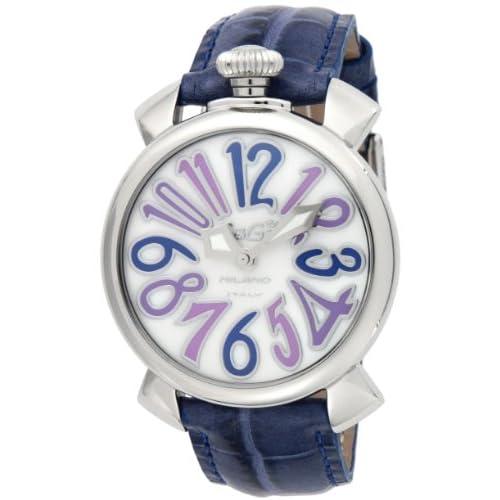 [ガガミラノ]GAGA MILANO 腕時計 GAGA MILANO ガガミラノ 5020.3-BLU ユニセックス 【並行輸入品】