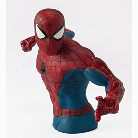 Monogram Spider-Man Action Figure Bust by Monogram (English Manual)