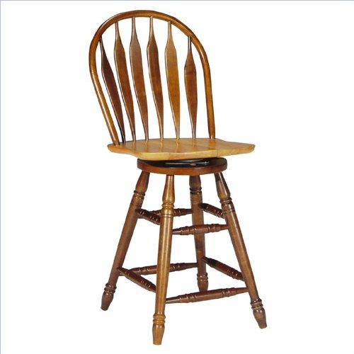 Winsome Wood Chair In And White Finish Fresh Wood