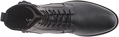 Calvin Klein Men's Farrin Leather Boot