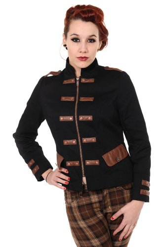 Banned Steampunk Jacket XL - UK 14 / EU 42