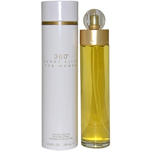 360 by Perry Ellis for Women – 6.8 Ounce EDT Spray