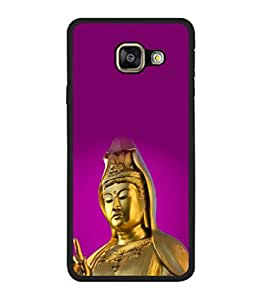 printtech Lord God Buddha Back Case Cover for Samsung Galaxy A7 (2016) :: Samsung Galaxy A7 (2016) Duos with dual-SIM card slots