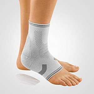 Bort AchilloStabil Ankle Support - Achilles Tendon Brace-XL-Silver by Bort Medical