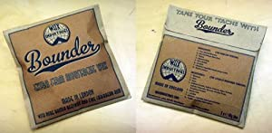 Bounders Extra Firm Moustache Wax