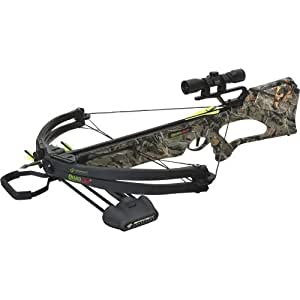Barnett Quad AVI Crossbow Package with 4X32 Scope