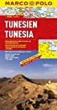 echange, troc Unknown. - Marco Polo Kontinentalkarte Tunesien 1 : 800 000