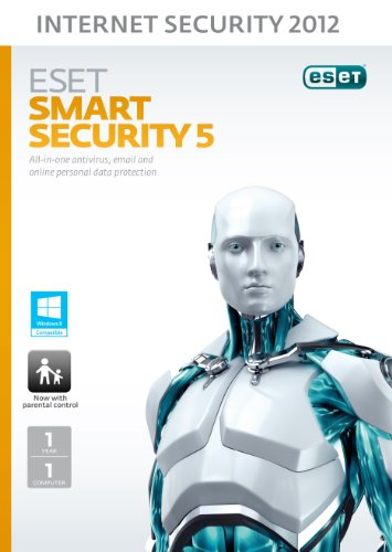 Eset Smart Security 1 User 1 Year (PC) Frustration free packaging