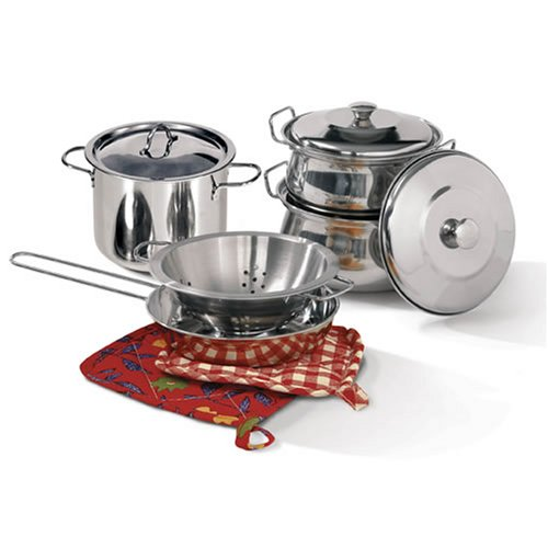 Cooking Essentials 10 Piece Set