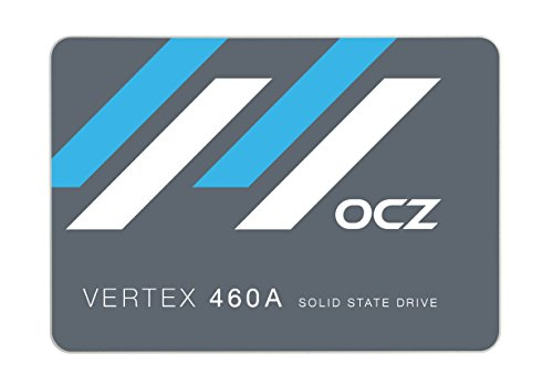 OCZ Storage Solutions Vertex 460A Series 240GB 2.5-Inch 7mm SATA III Ultra-Slim Solid State Drive with Toshiba A19nm NAND VTX460A-25SAT3-240G