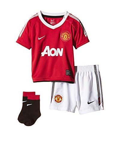 Nike Coordinato Bimbo Manu Infants Home Kit [Rosso]