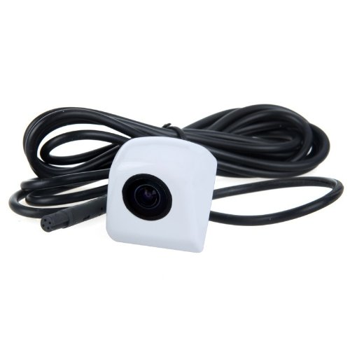 Car Rear View Reverse Backup Parking Waterproof Cmos Camera White,Retailed Package front-510041