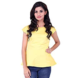 FBBIC Women's Party Wear Exclusive Lycra Top