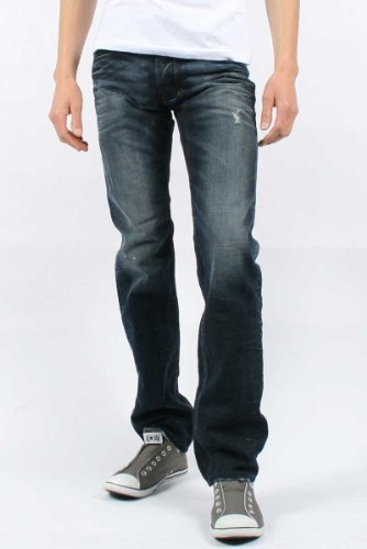 Diesel - Mens Timmen 0880F Denim Jeans, Size: 28W x 32L, Color: Denim
