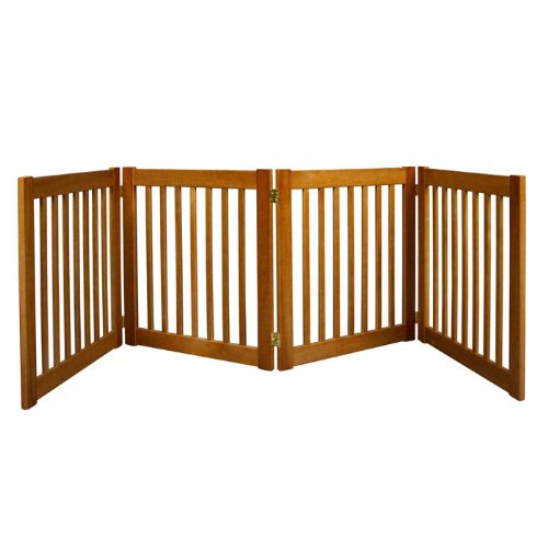 Dynamic Accents Freestanding Pet Gate
