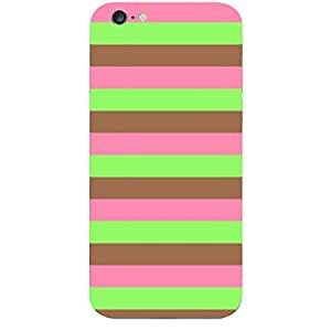 Skin4gadgets Famous Neapolitan Ice Cream Stripes Pattern No.12 Phone Skin for APPLE IPHONE 6S PLUS