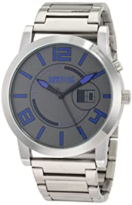 Kenneth Cole REACTION Men's RK3212 Classic Oversized Round Analog Field Watch