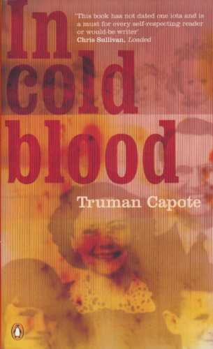 "character analysis of in cold blood by truman capote Truman capote's a christmas memory was originally published  but by junior high and high school students who best know capote as the author of ""in cold blood."
