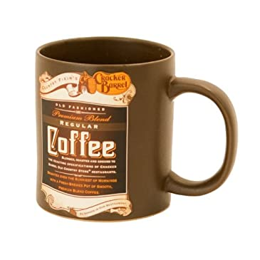 Cracker Barrel Coffee Mug