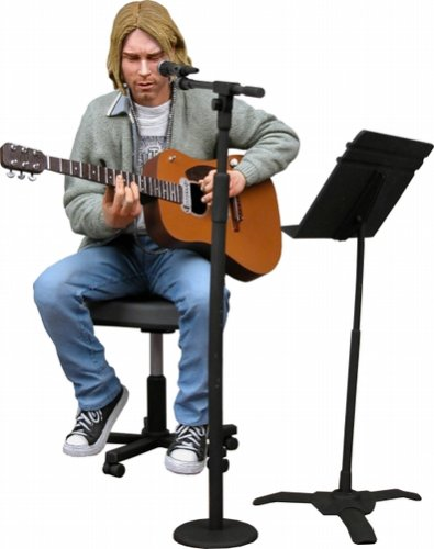 Kurt Donald Cobain 7 inch Action Figure - Unplugged Ver.