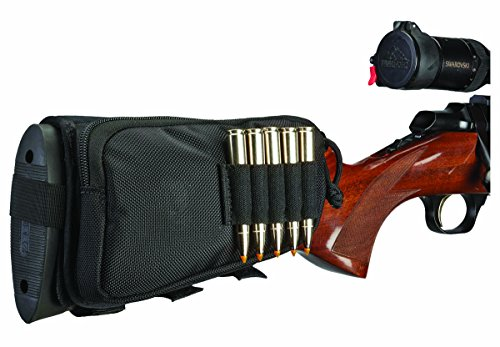 Cheapest Price! Hunter's Specialties Rifle Shell Holder with Pouch