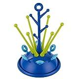 Molie 1PC de múltiples funciones de la botella de bebé de secado Bastidores Botella Secador de árbol libre de BPA