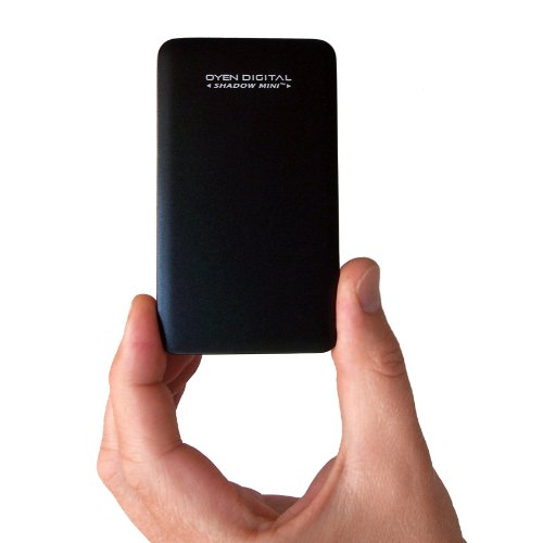 Shadow Mini? External 1TB USB 3.0 Portable Solid State Drive SSD