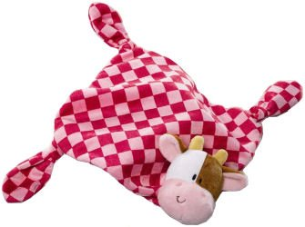Russ Berrie Comfy Cow Blanket - 1