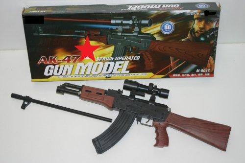Softair Sturmgewehr AK-47 Megagun 6mm BBs