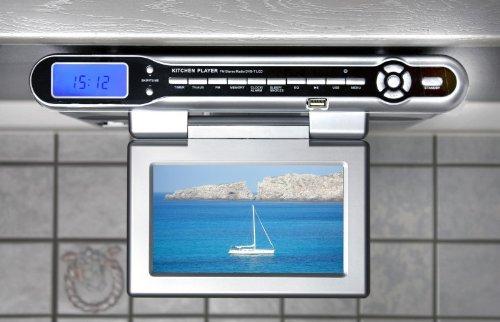 die besten autoradio einbauen soundmaster ktv 100 unterbau flip down fernseher. Black Bedroom Furniture Sets. Home Design Ideas