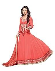 Vibes Designer Pure Georgette Dress Materials V181-42009F