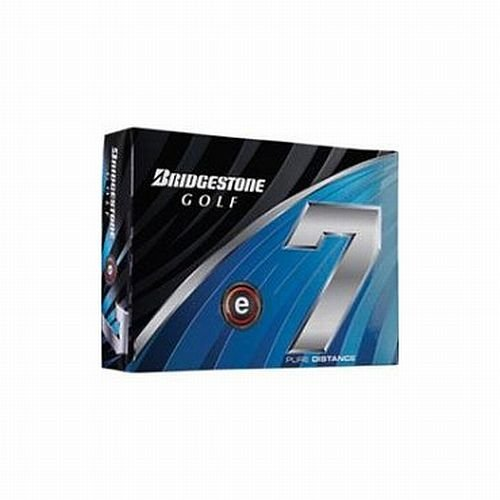 Bridgestone Golf E7 Golf Ball (2011 Model), 4 packs containing 3 balls each