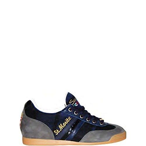 Serafini Sport 803 Sneakers Donna Pelle/camoscio nd 37
