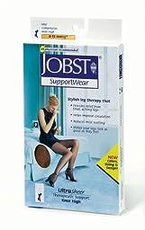 Jobst UltraSheer 8-15 mmHg Knee High Beige 9.5-11 Large