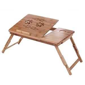 Eur 20 95 eur 8 95 livraison en stock vendu par songmics for Table de chevet pour lit mezzanine