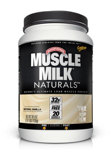 CytoSport - Muscle Milk Naturals - 1,127 kg - Vaniglia
