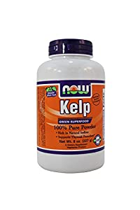 Now Foods Kelp Powder, 8-Ounce (Pack of 2)