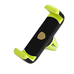 Digitek Air Vent Car Mount Holder Stand Cradle For 3.5 to 5 inches Smartphones, GPS.