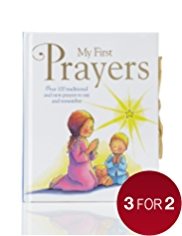 My First Prayers Book