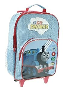 Thomas Wheeled Bag With Front Pocket - CGI (TM 1122) by Hit entertainment