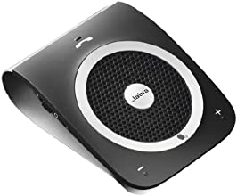 Jabra TOUR Bluetooth In-Car Speakerphone - Retail Packaging - Black