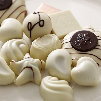 White Chocolate Goodness