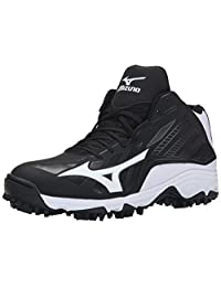 Mizuno Men's 9 Spike ADV Erupt 3 Mid Softball Cleat